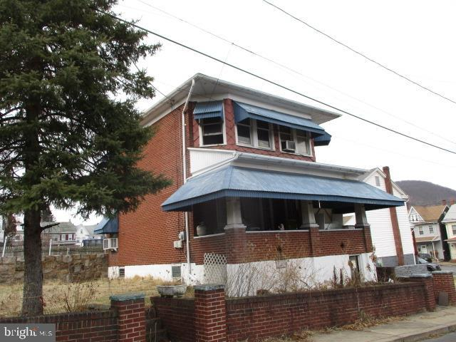 116 S 3RD STREET, SHAMOKIN, PA 17872