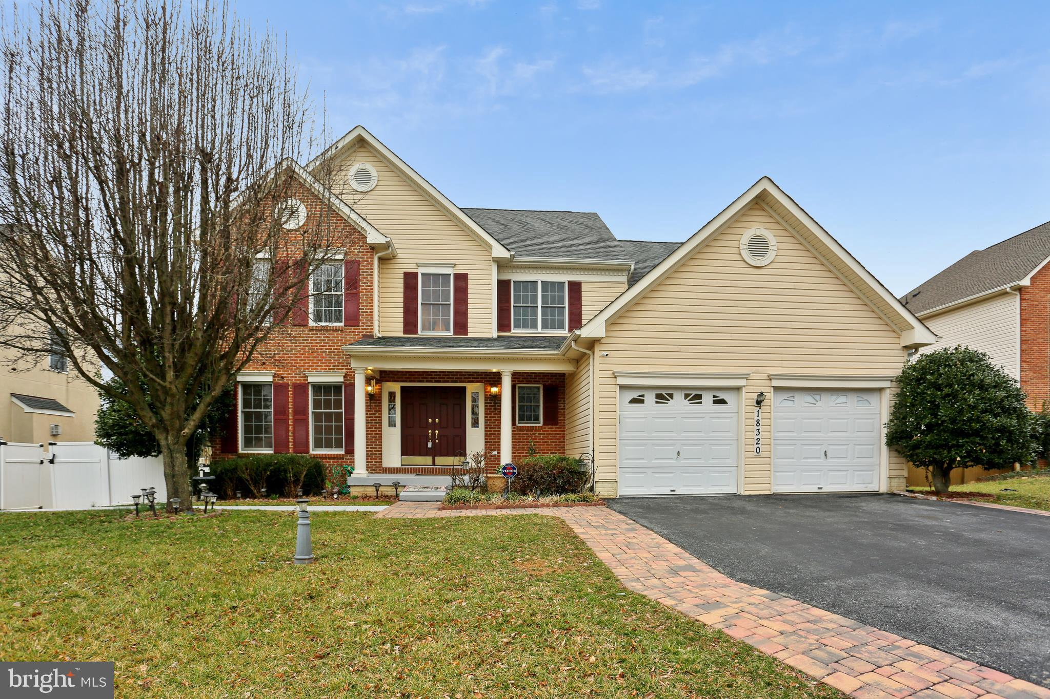 18320 TAPWOOD ROAD, BOYDS, MD 20841