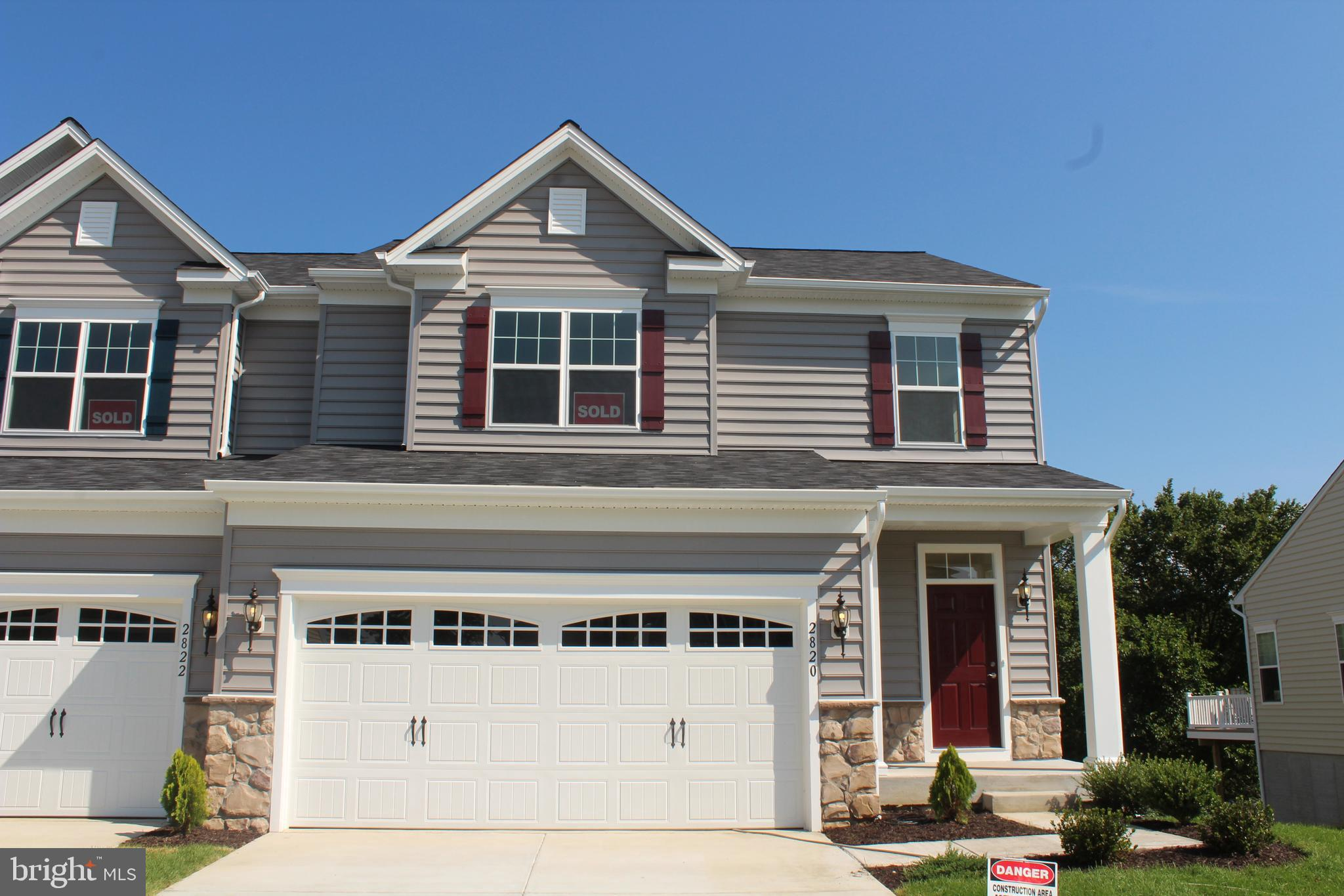 2918 UNION SQUARE, NEW WINDSOR, MD 21776