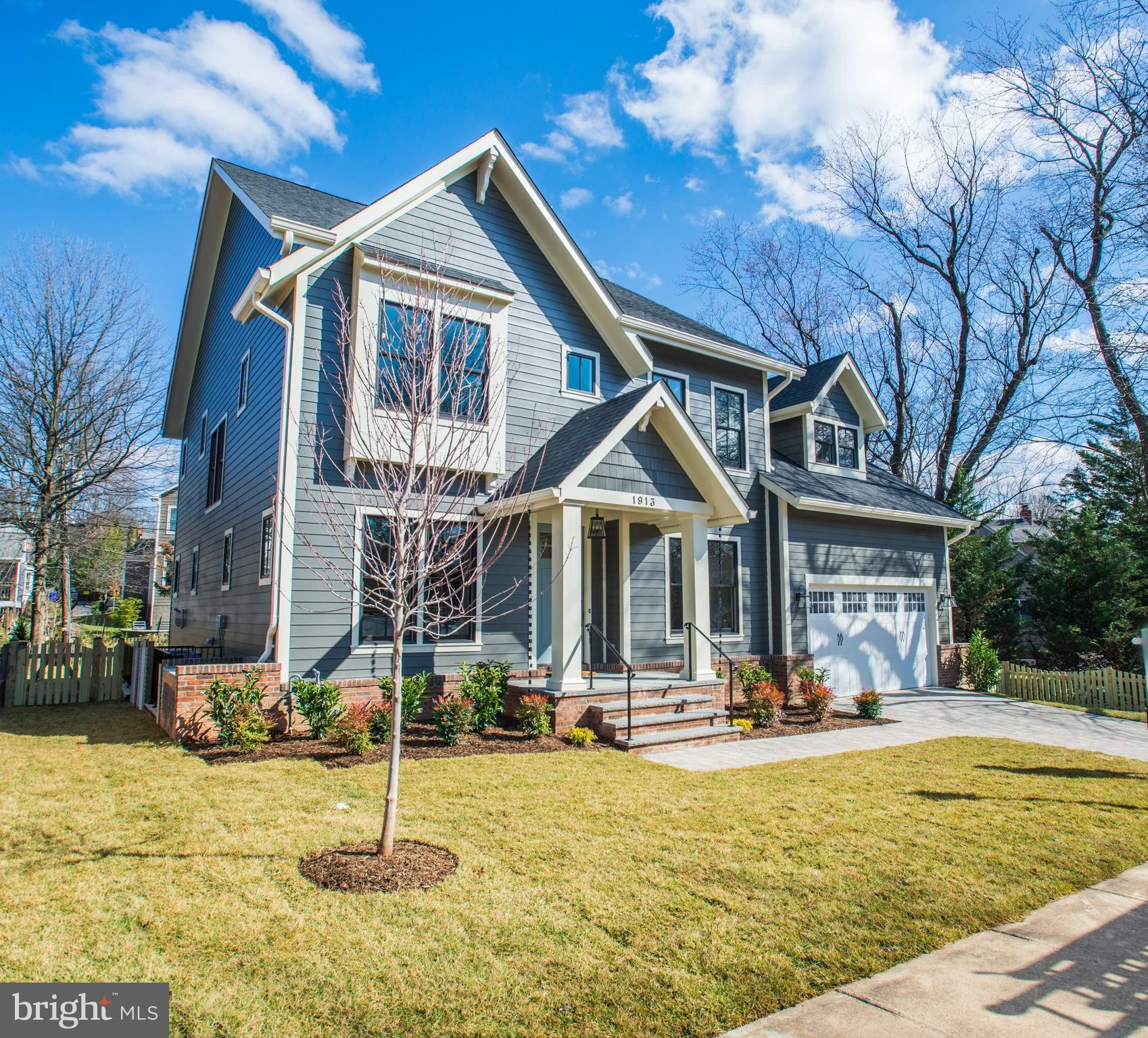 Open House on Sunday, February 23, from 1 to 4 pm to see quality construction, thoughtful details, and fine finishes in two new Spring Street homes scheduled for delivery in March 2020:***4856-33rd Road, N. - 4 levels with 5 bedrooms, 5.5 baths, and detached garage in the Rock Spring area.   Large level rear yard and walkable to parks and near shops and restaurants.  Jamestown, Williamsburg, Yorktown. ******5010-25th Road, N. - 5 bedrooms 4.5 bath with big, private rear yard and two car garage in the Garden City area.   Walk to shops, parks, restaurants, and services.  Discovery, Williamsburg, Yorktown.***
