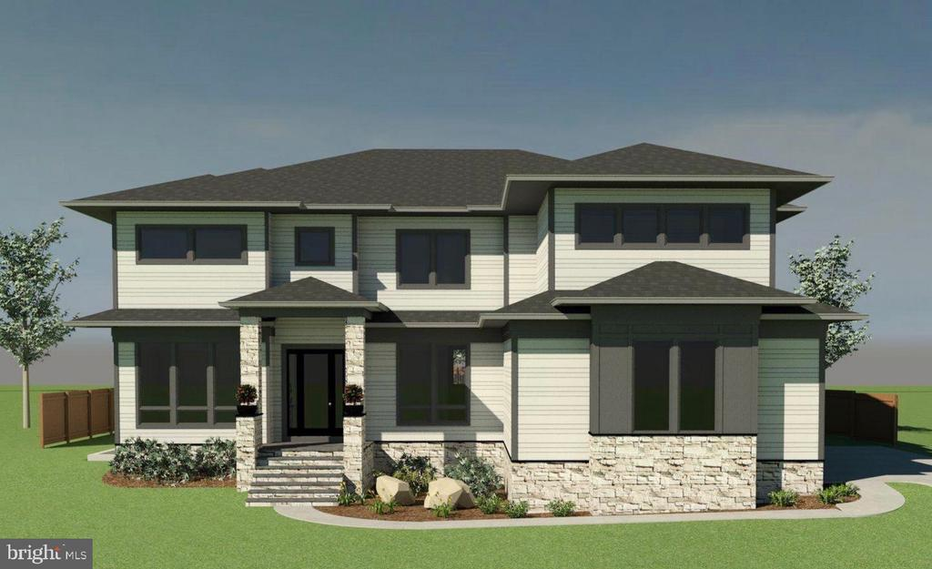 TDI Homes is now offering a Brand New Modern Farmhouse delivering in 2020 in a highly sought after school pyramid(Vienna ES, Thoreau MS, Madison HS). This home is situated nicely on just over 1/2 acre and offers 8500 + SF of living space with nearly 6,000 SF above grade. Luxury Appliances and finishes include built-ins, extensive trim pkg, and exposed beams, main level bedroom with full bath, 3 car garage, and gourmet kitchen. The oversized master suite is fully equipped with a dressing room, dual-sided fireplace, steam shower, and soaking tub. Basement includes an Exercise Room, Media Room, and a full wet bar.  The ability to select finishes depends on the stage of construction at time of contract.