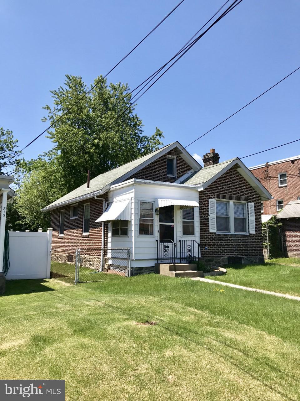 314 REESE STREET, SHARON HILL, PA 19079