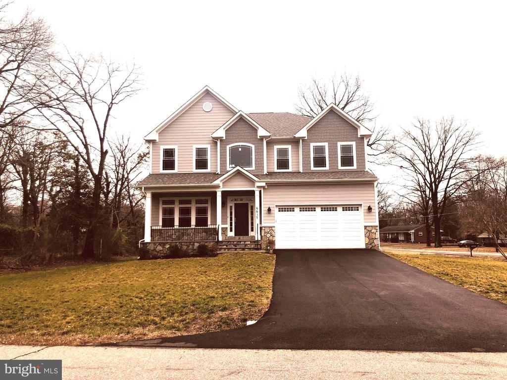 6617  GREENLEAF STREET, West Springfield, Virginia