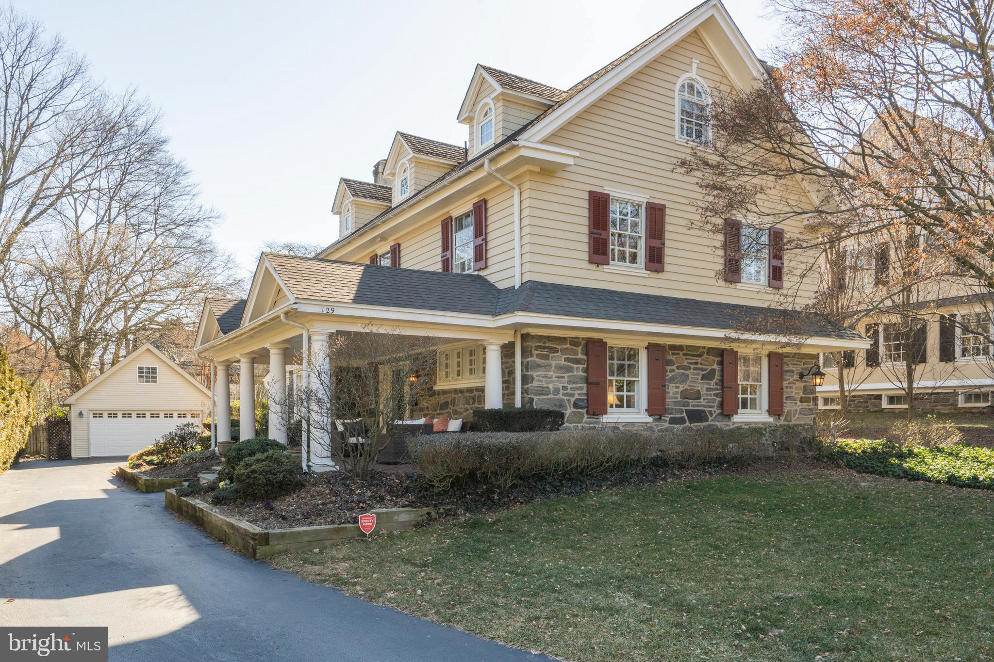 129 VALLEY ROAD, ARDMORE, PA 19003
