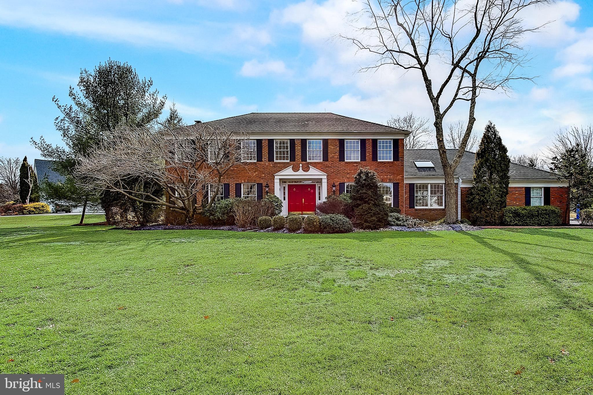 12 EVANS DRIVE, PRINCETON JUNCTION, NJ 08550