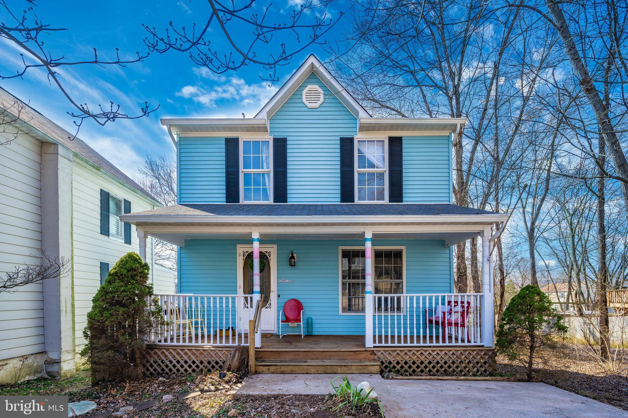 817 TRITAPOE DRIVE, KNOXVILLE, MD 21758