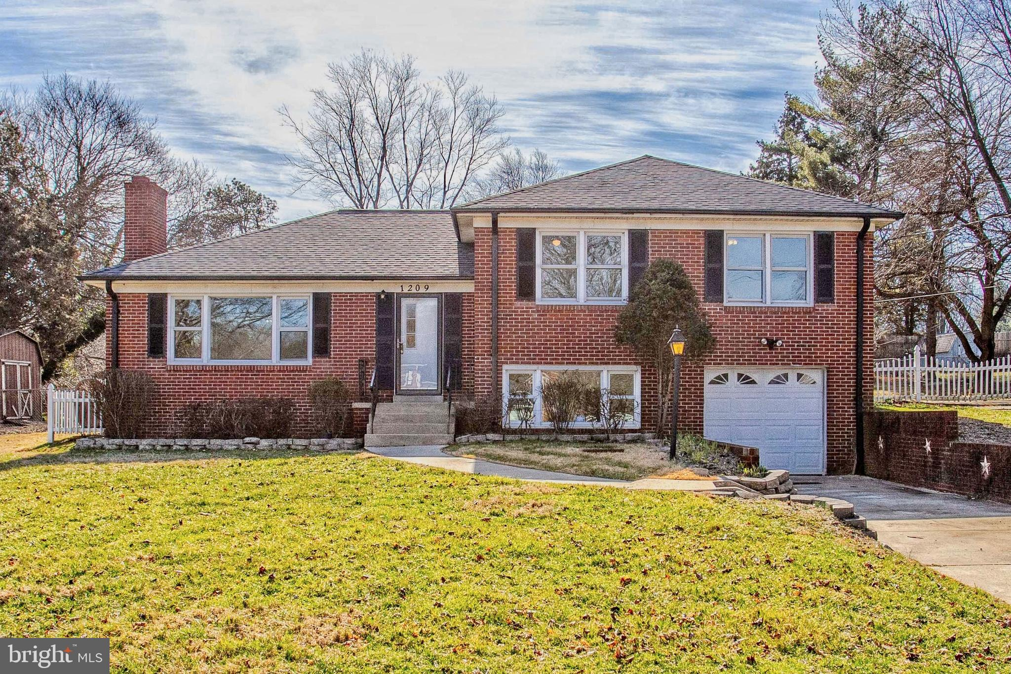 1209 MILLGROVE ROAD, SILVER SPRING, MD 20905