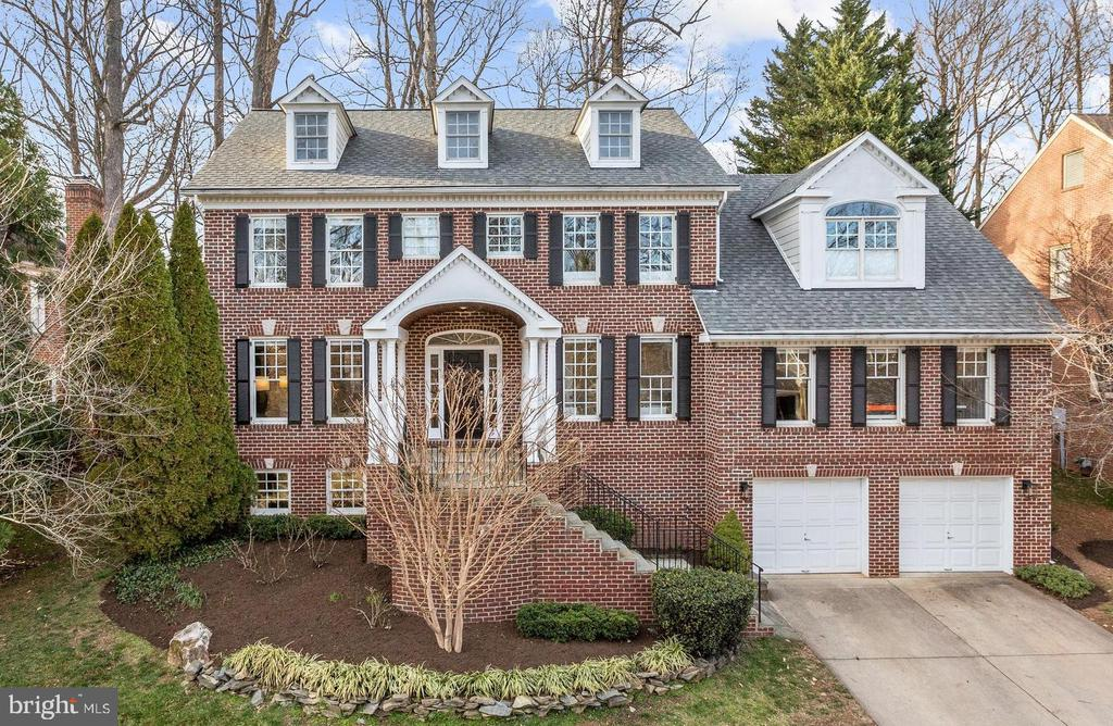 Just Listed in Close-In Bethesda! This beautifully updated and meticulously maintained  five bedroom, four bathroom home expands over 5,840 square feet and three levels. The first floor features an open living room and dining room, a gourmet kitchen that opens to a large family room, an expansive screened in porch,bonus room/extra bedroom,  office and full bathroom. The second level provides a generous Master suite and three additional bedrooms. The lower level holds the fifth bedroom, gym, and recreation room.  2 car garage.  Don't miss this special listing! Showings by appointment.  Open Sunday 2-4 PM.