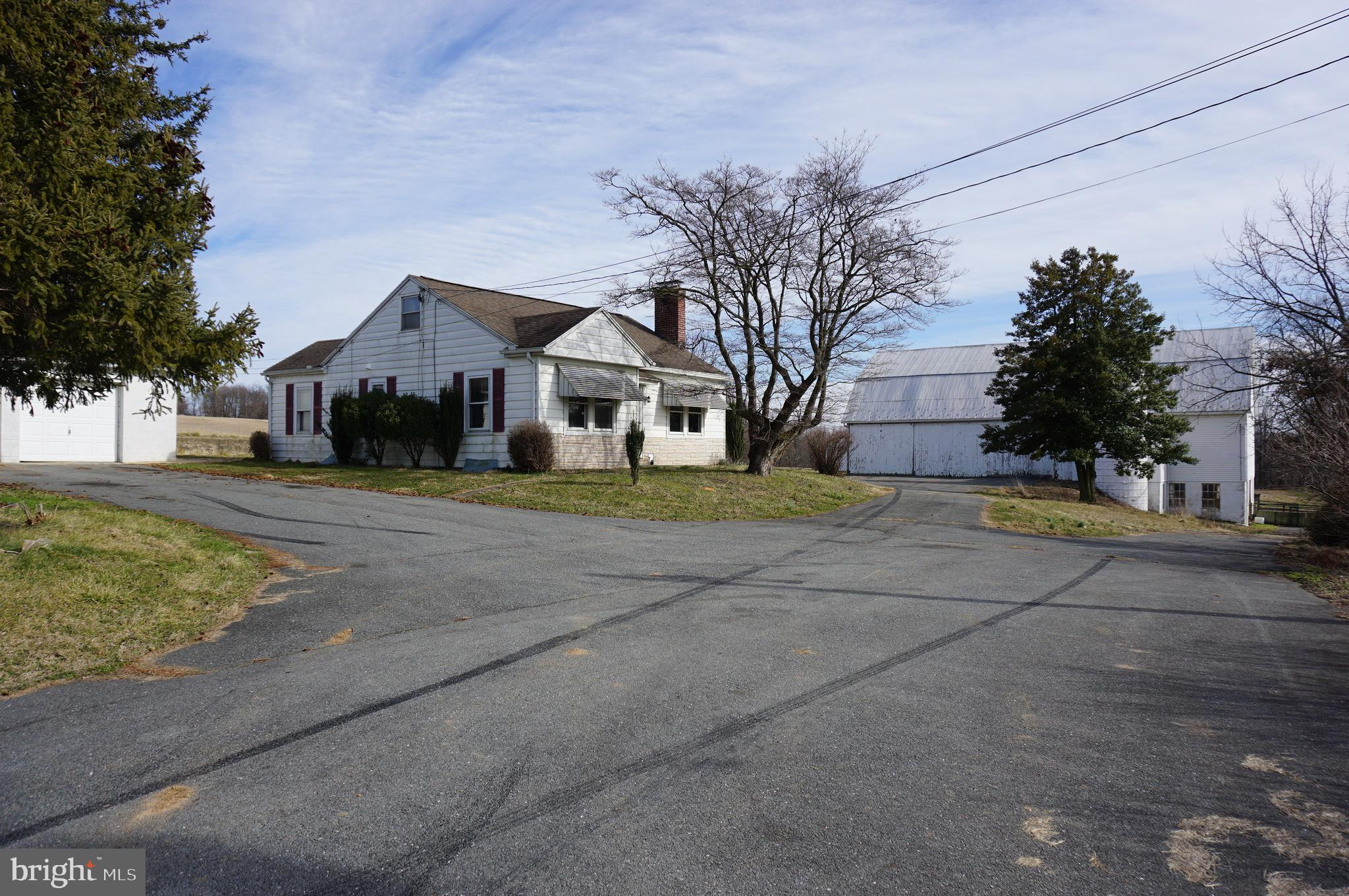 2536 CRALEY ROAD, WRIGHTSVILLE, PA 17368
