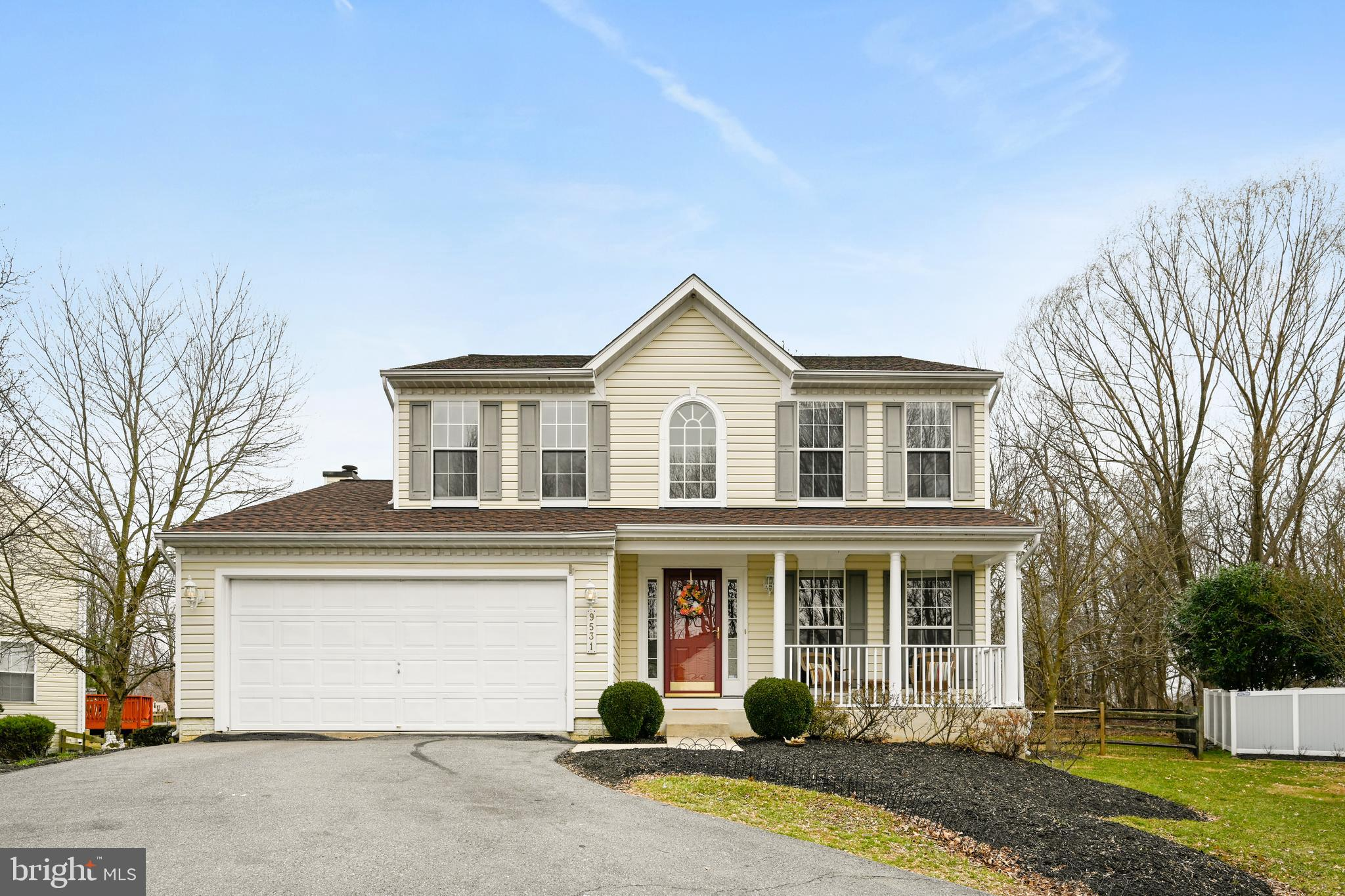 9531 RIDGEVIEW DRIVE, COLUMBIA, MD 21046