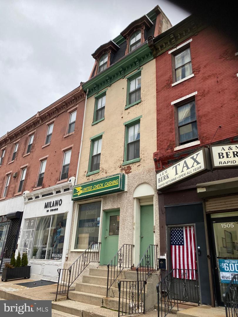 1507 Spring Garden Street Philadelphia, PA 19130