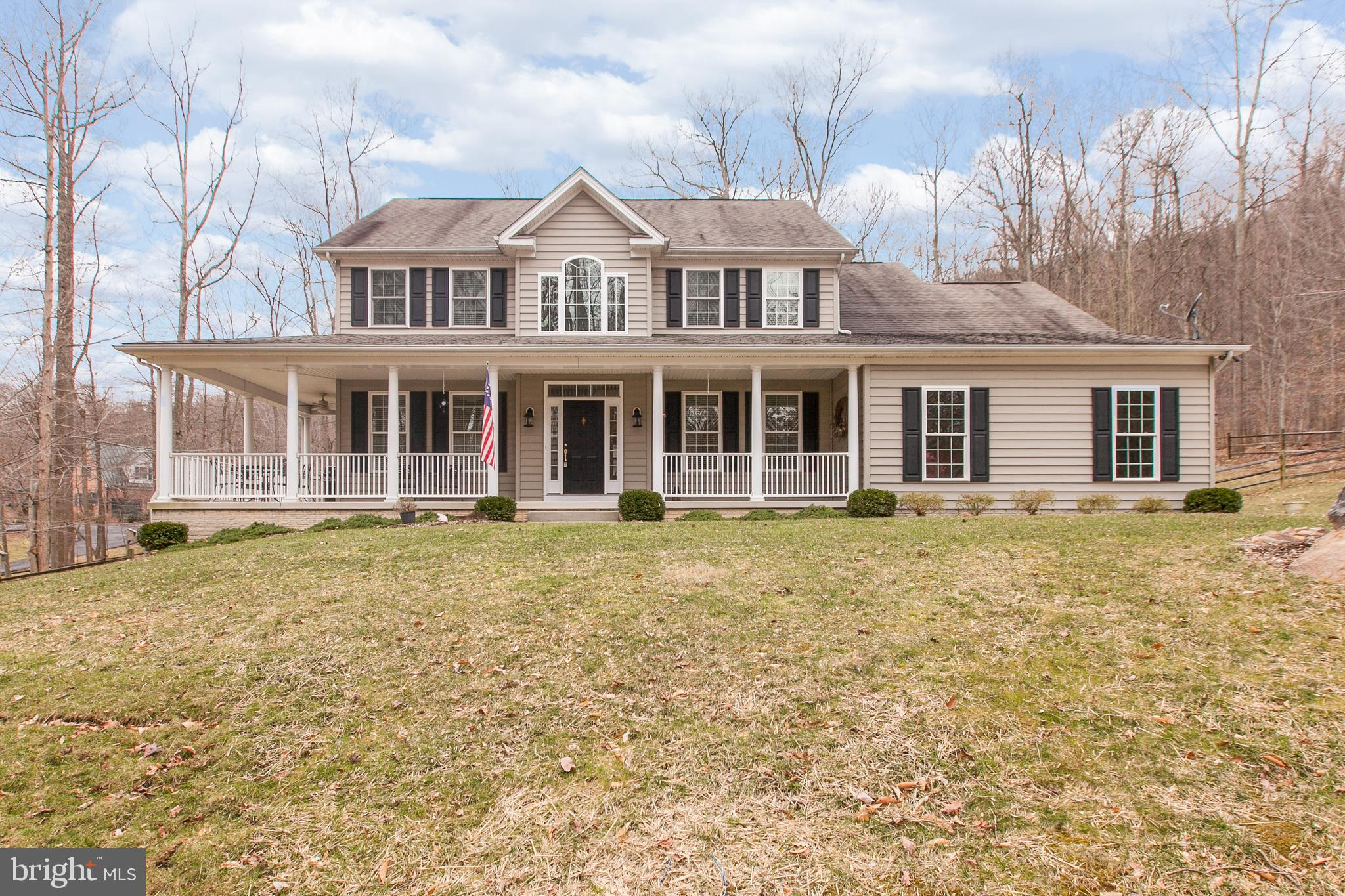 1114 SILVER RUN PLACE, KNOXVILLE, MD 21758