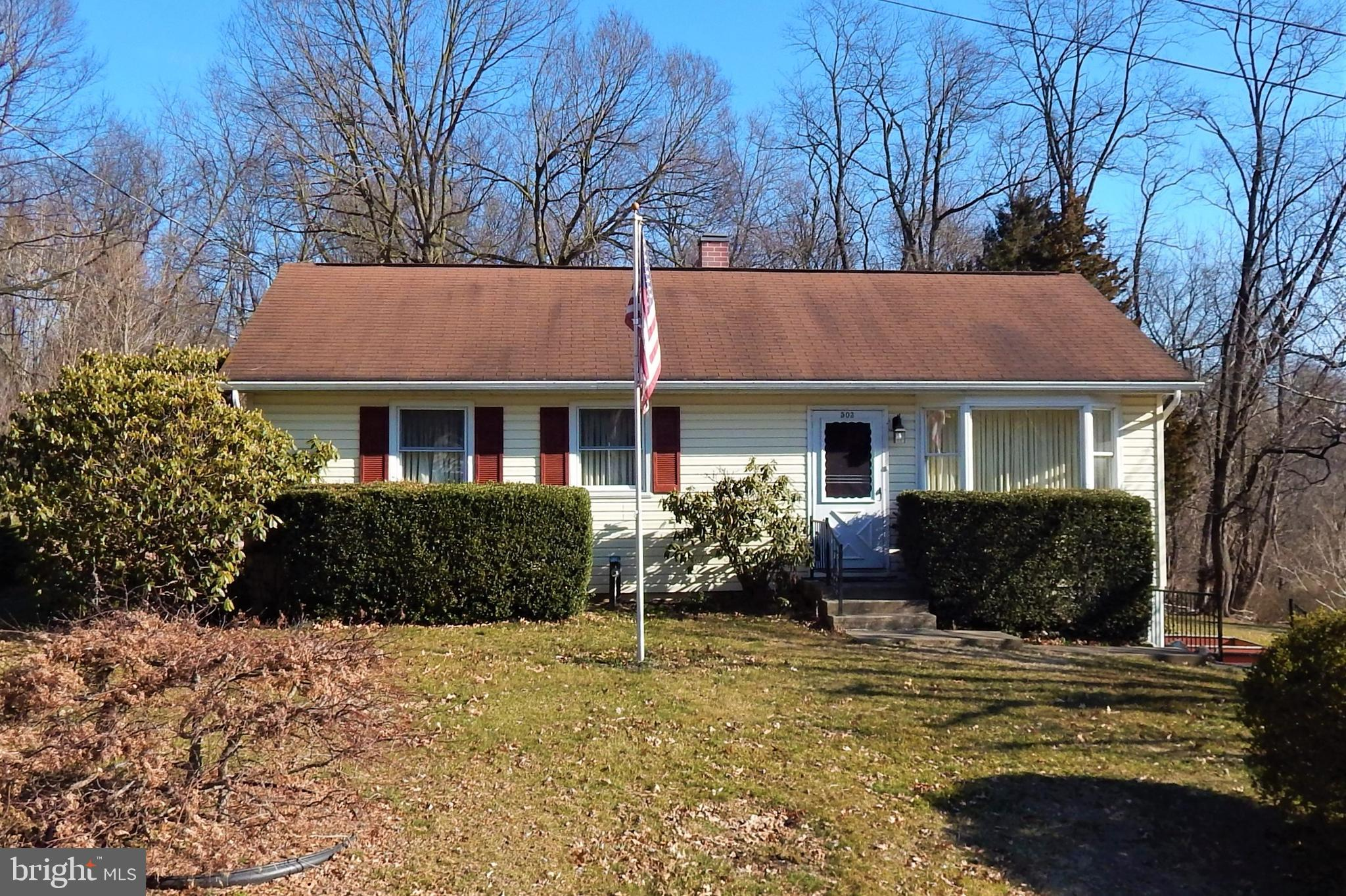 503 MEADOW LANE, WRIGHTSVILLE, PA 17368