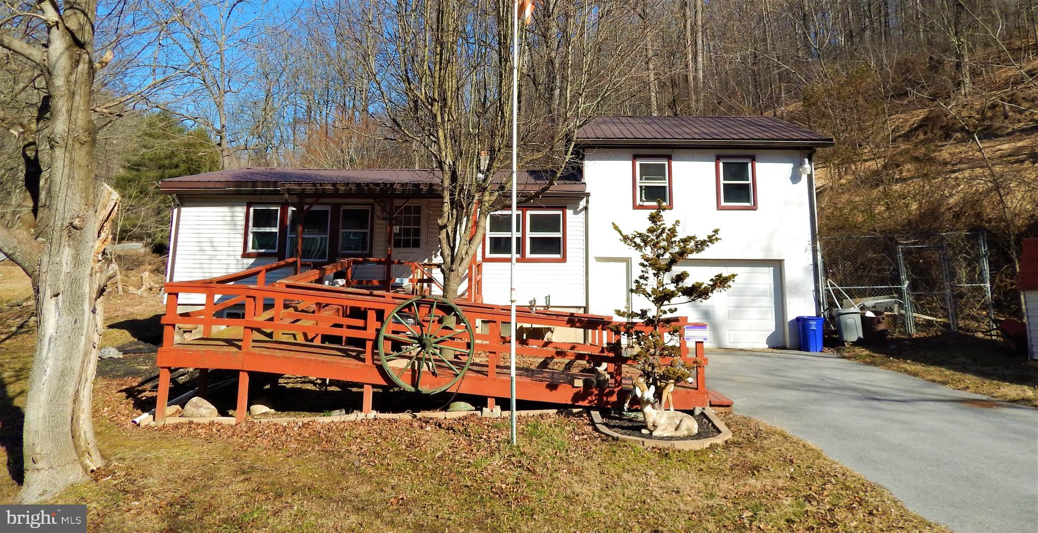 2073 OLD FORGE ROAD, FELTON, PA 17322
