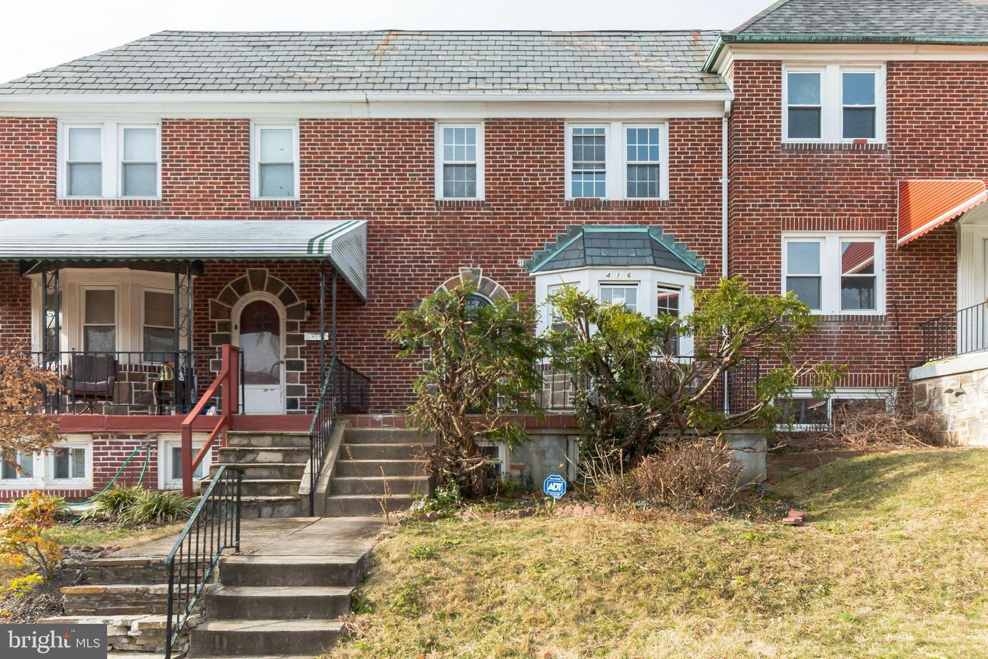 416 Overbrook Road   - Baltimore, Maryland 21228