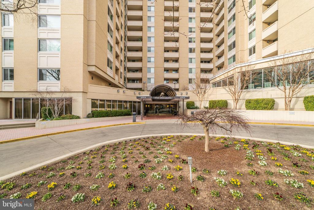 4601 N PARK AVENUE # 1601-A, CHEVY CHASE MD 20815