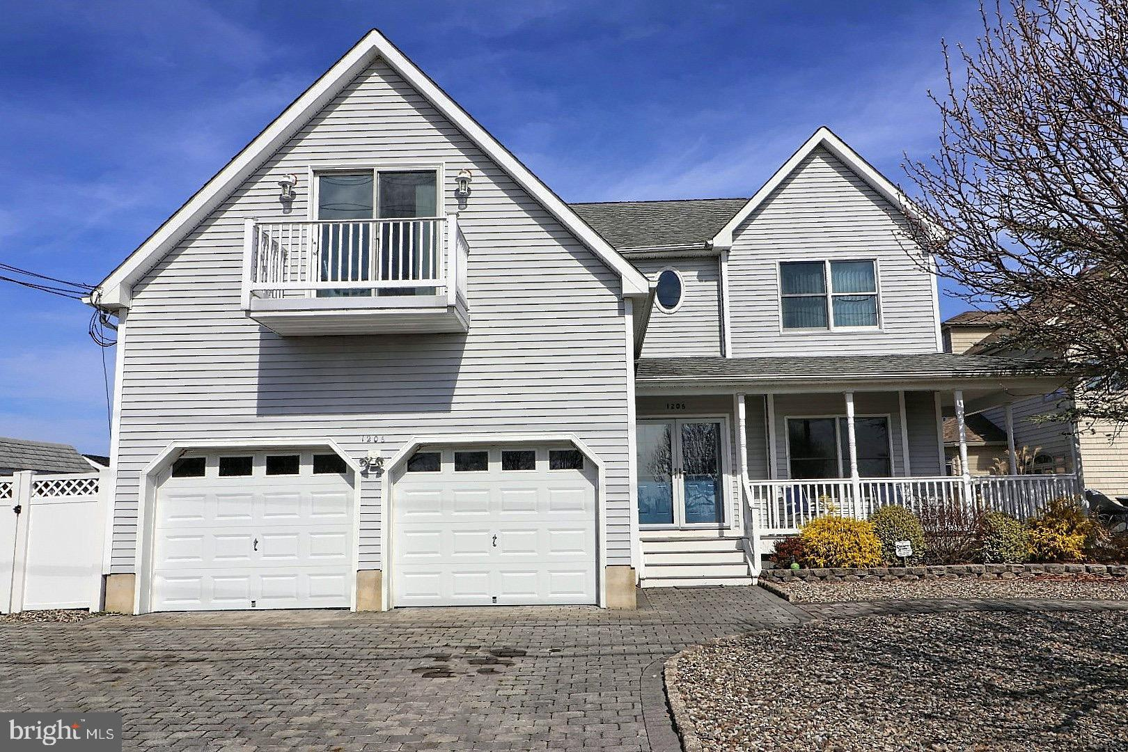 1206 ORLANDO DRIVE, FORKED RIVER, NJ 08731