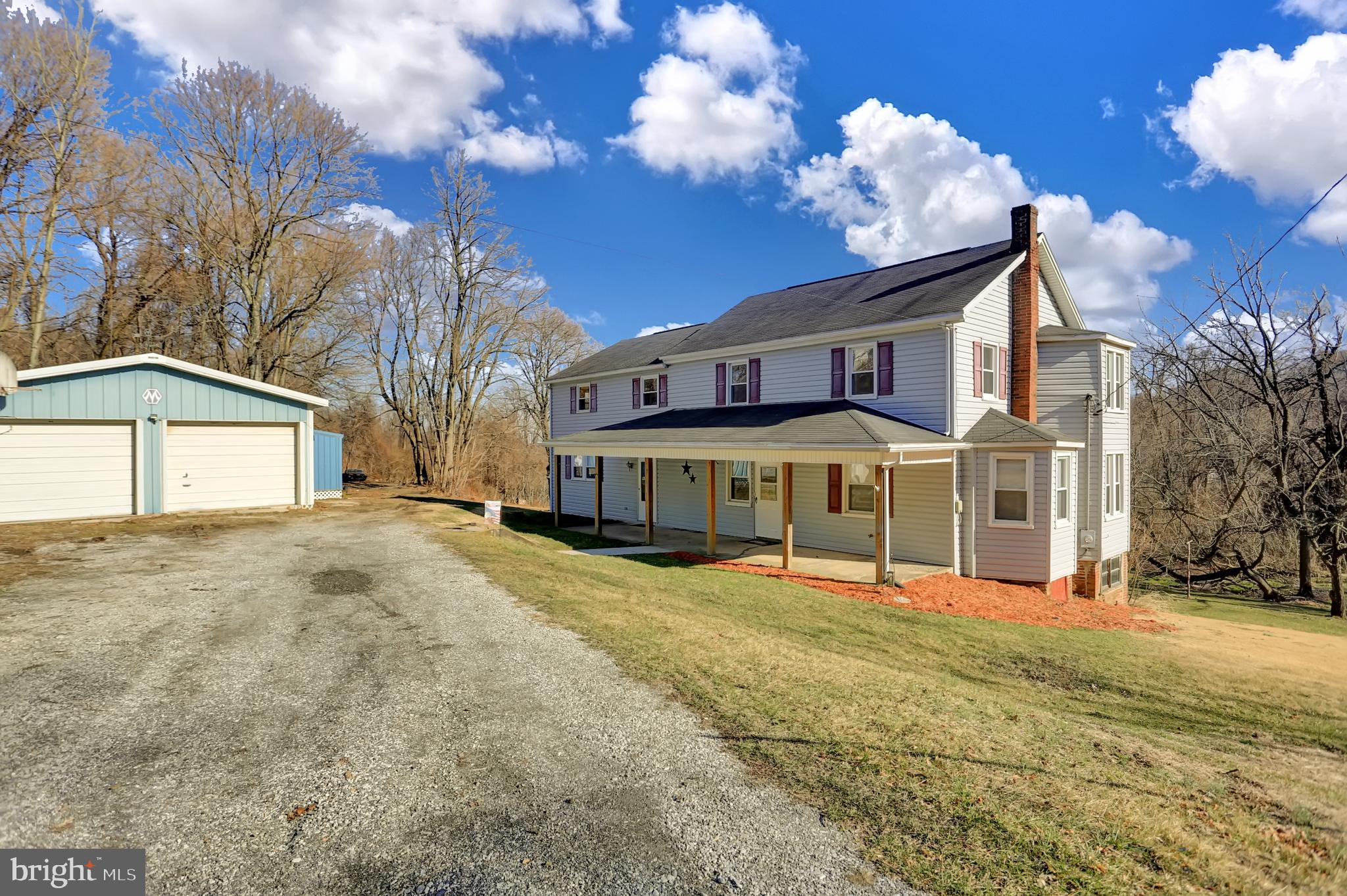 13608 MARYLAND AVENUE, BLUE RIDGE SUMMIT, PA 17214