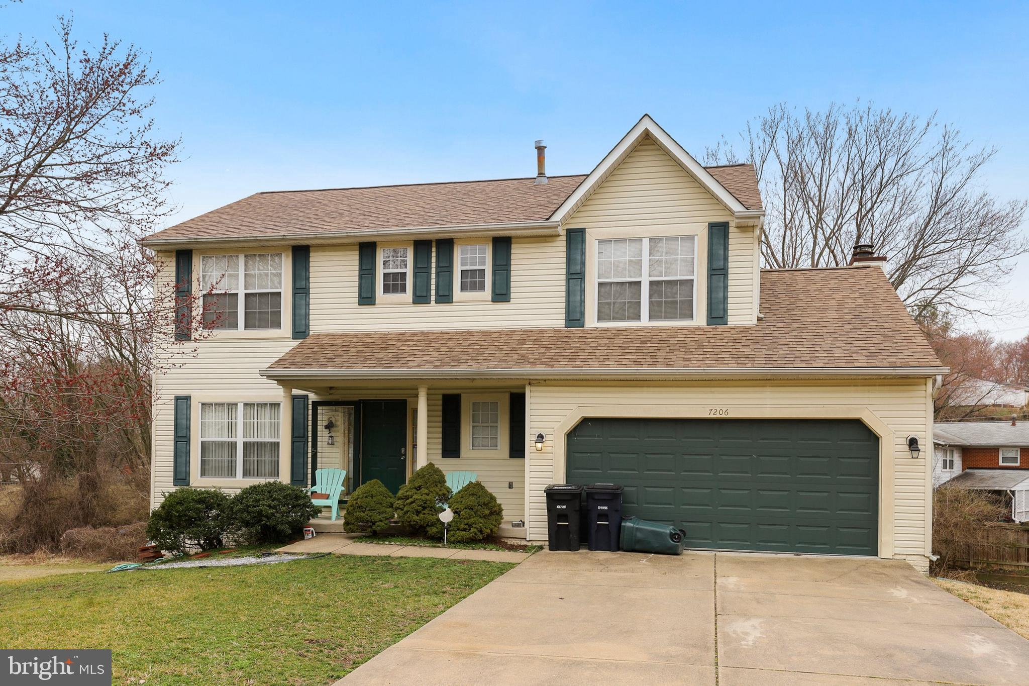 7206 WILLOW HILL DRIVE, CAPITOL HEIGHTS, MD 20743