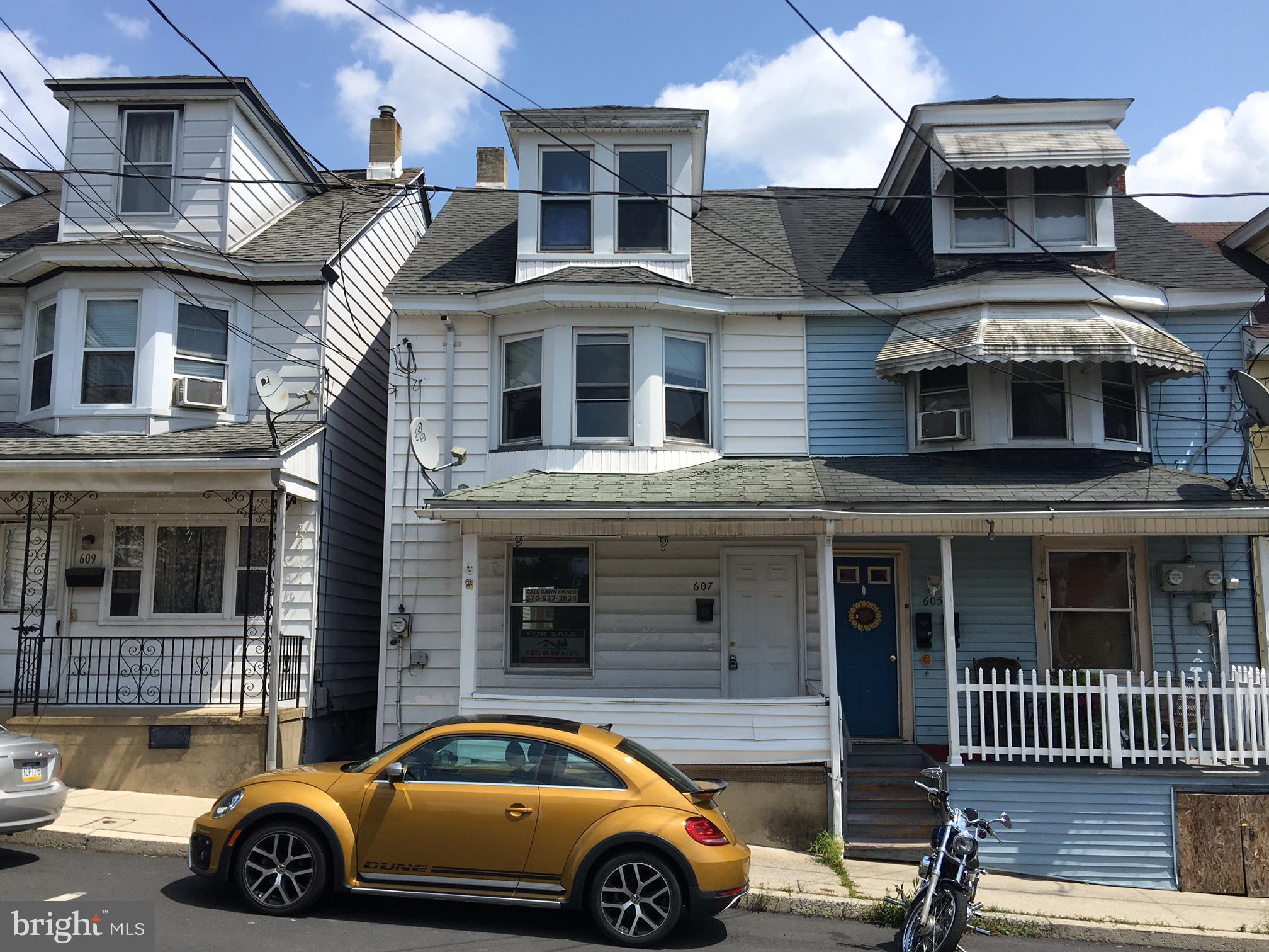 607 N 2ND STREET, MINERSVILLE, PA 17954