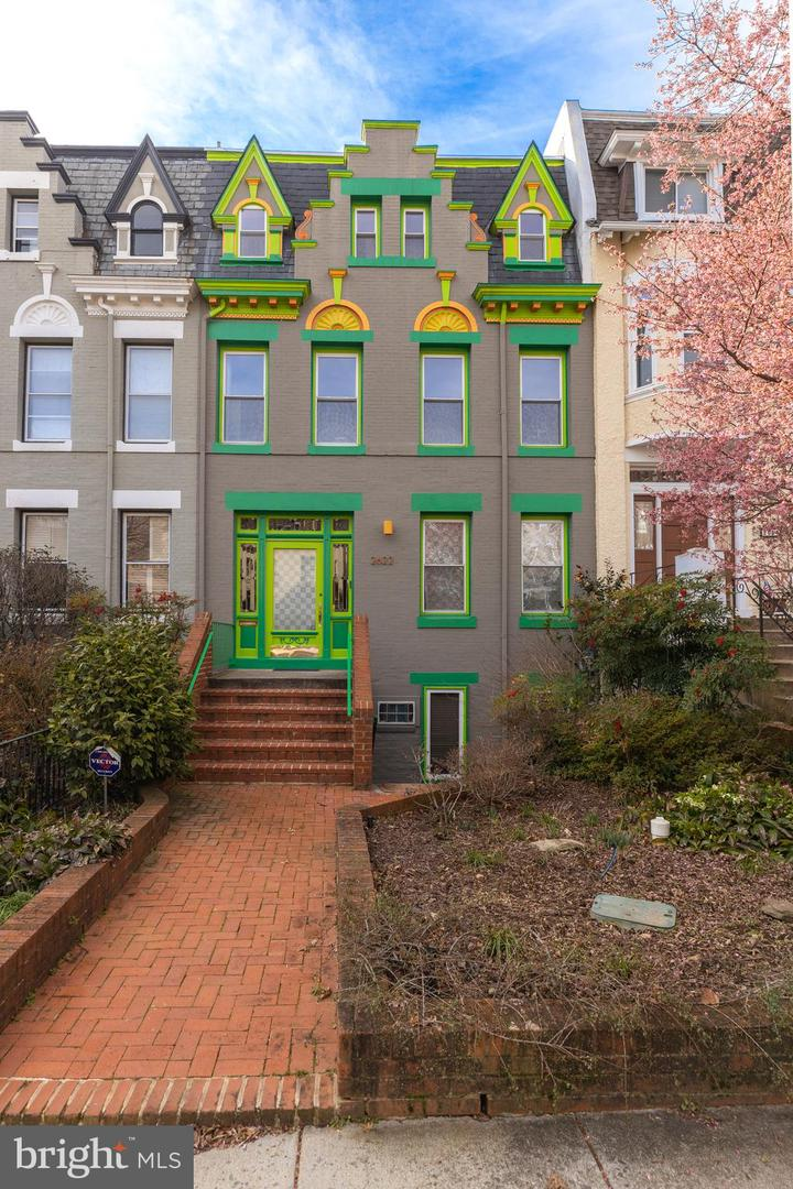 2622 Garfield Street NW  - Washington, District Of Columbia 20008