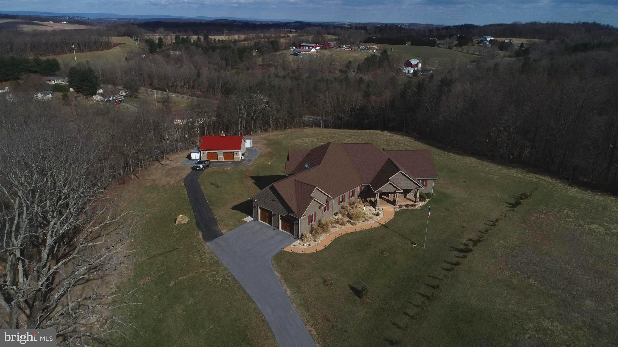 7235 WOODVILLE ROAD, MOUNT AIRY, MD 21771