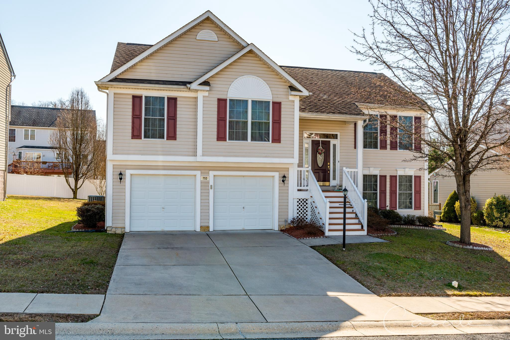 753 CONCORD POINT DRIVE, PERRYVILLE, MD 21903