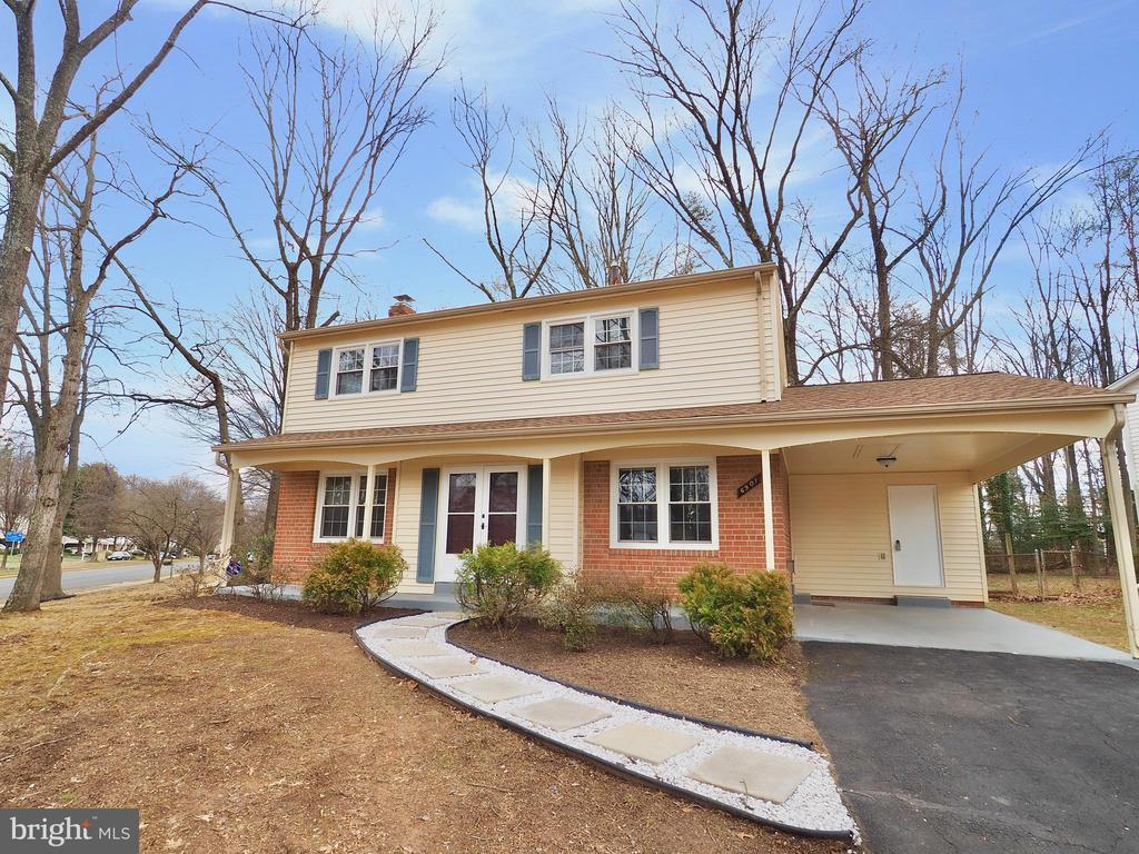 6901  HUNTSMAN BOULEVARD, West Springfield, Virginia