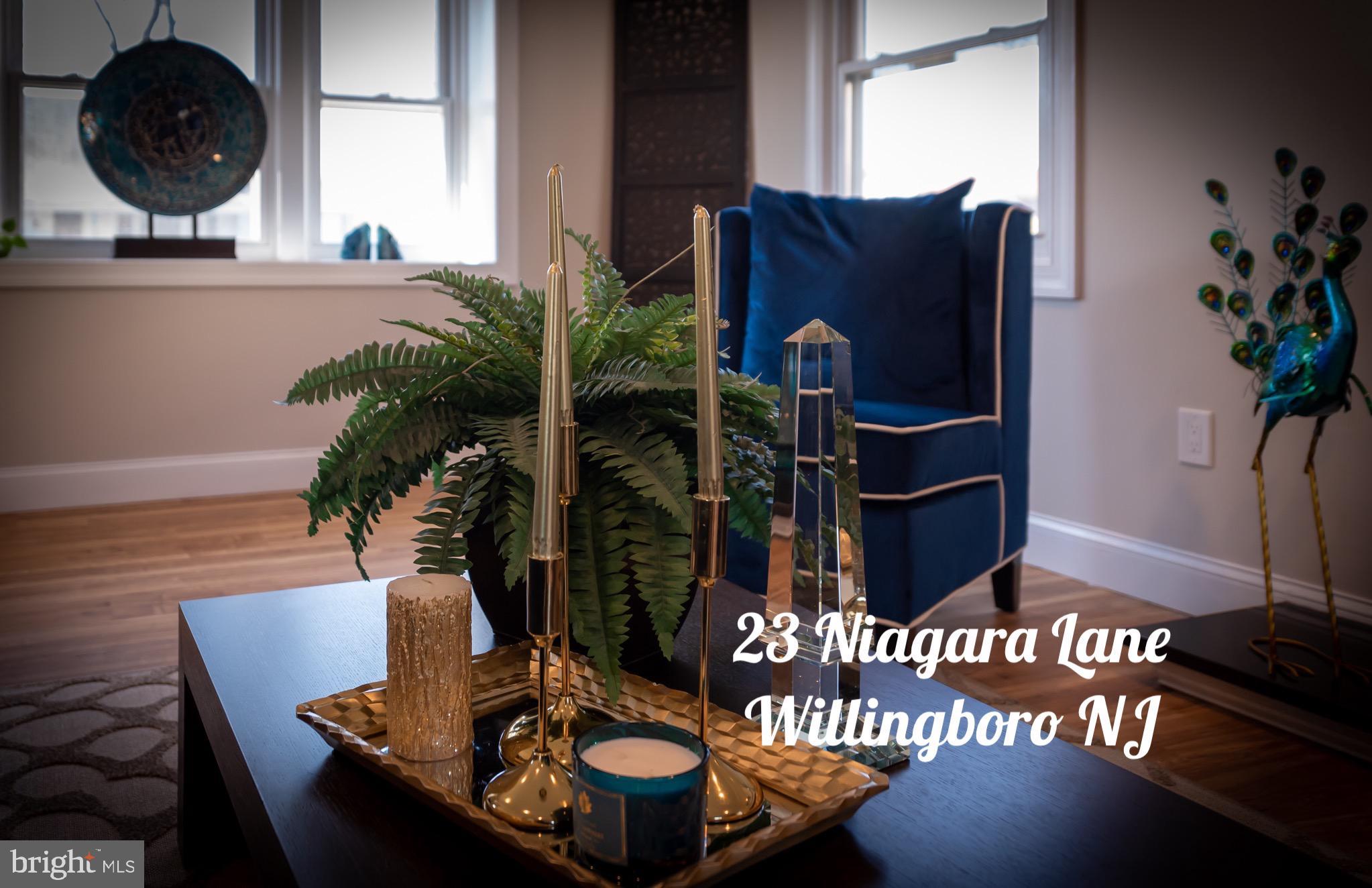 23 NIAGARA LANE, WILLINGBORO, NJ 08046
