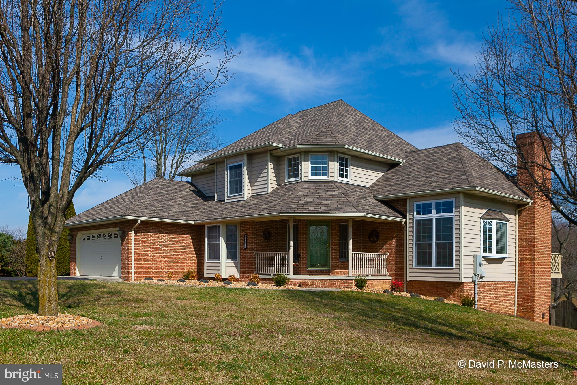1105 DEER MOUNTAIN DRIVE, HARPERS FERRY, WV 25425