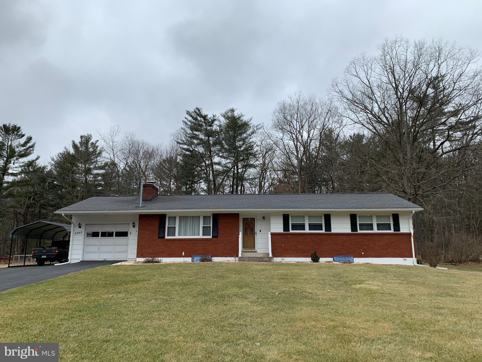 6945 BEDFORD VALLEY RD, BEDFORD, PA 15522