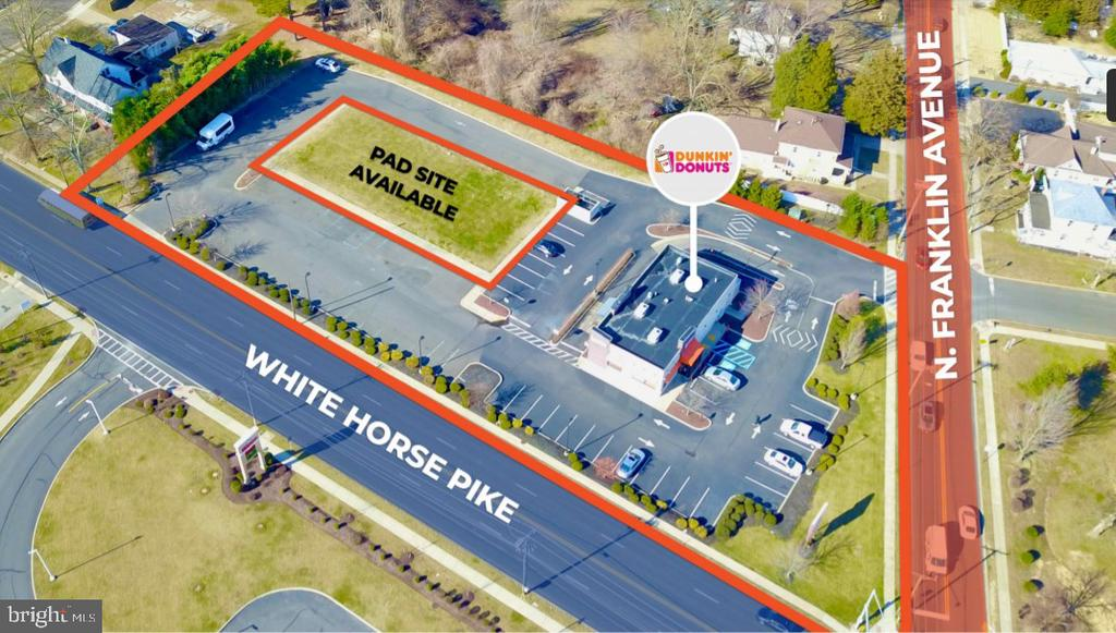 $15 sq.ft. 206 W. White Horse Pike, Berlin, NJ 08009