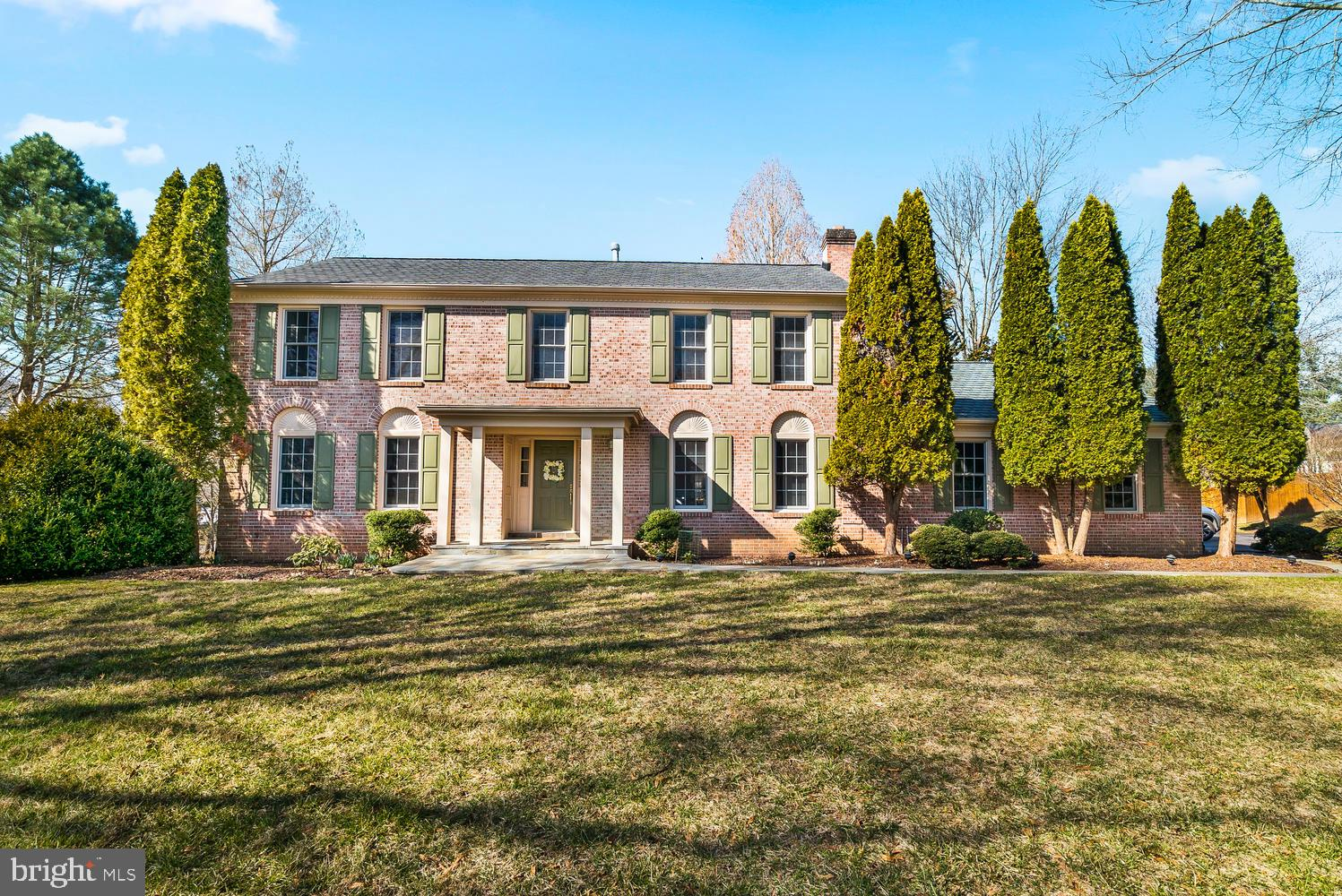 16818 EXCALIBER WAY, SANDY SPRING, MD 20860