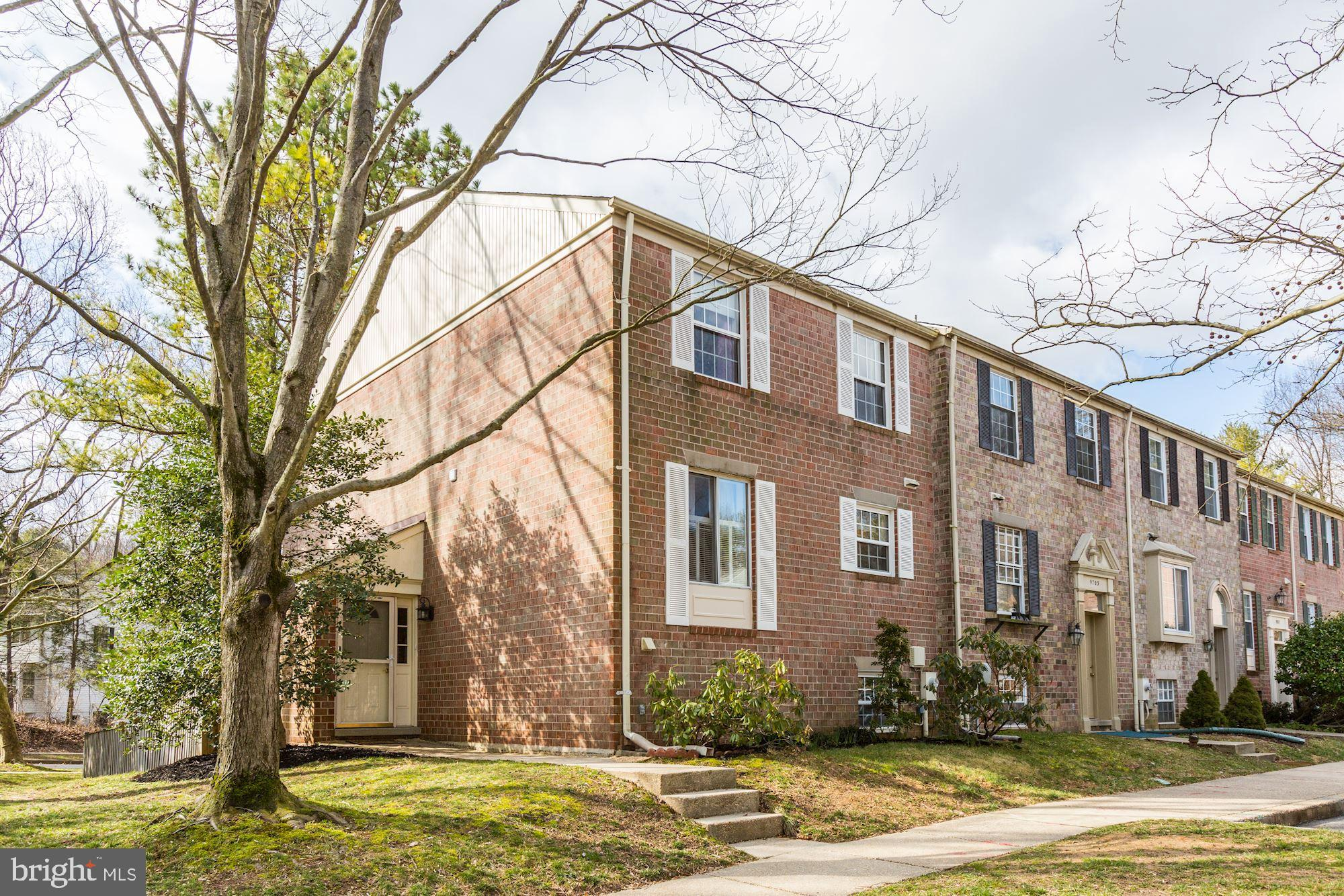 9701 EARLY SPRING WAY, COLUMBIA, MD 21046