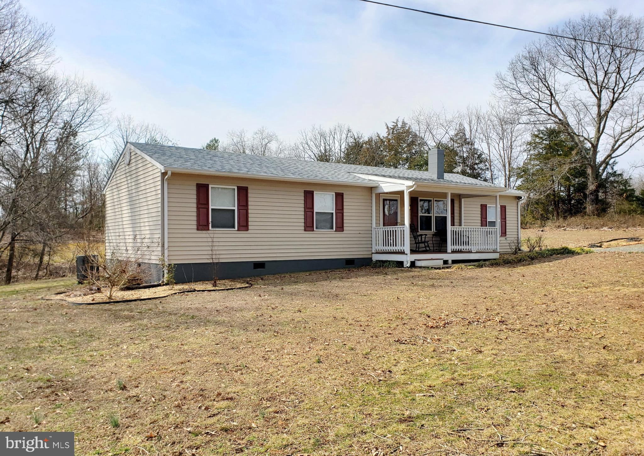 5280 SOUTH RIVER ROAD, STANARDSVILLE, VA 22973