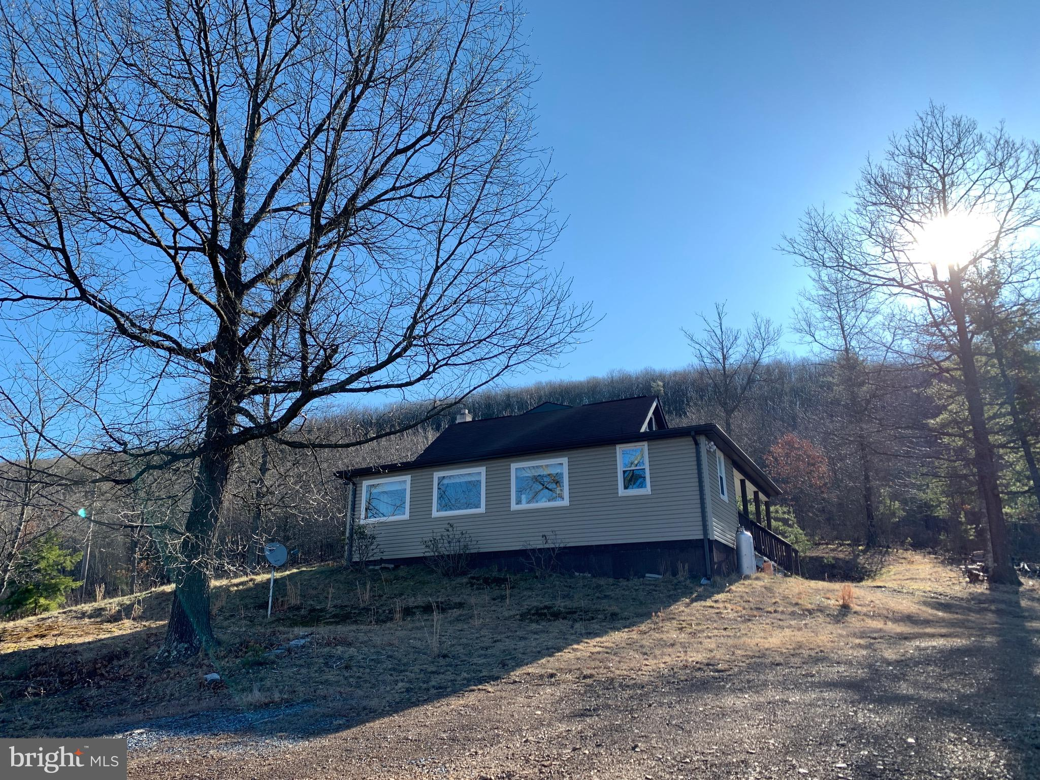 5775 RICE RD, CLEARVILLE, PA 15535