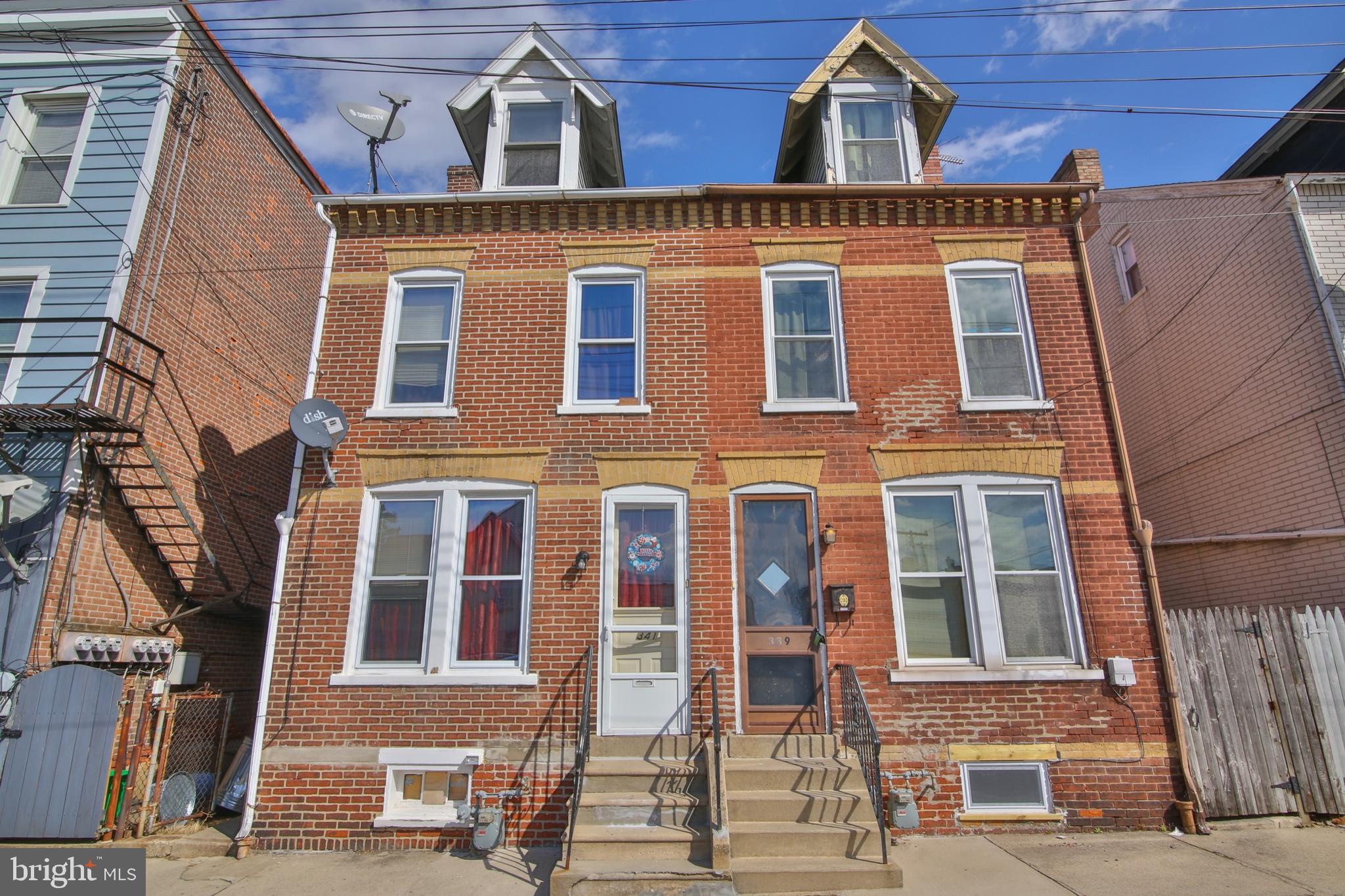 341 N 14TH STREET, ALLENTOWN, PA 18102