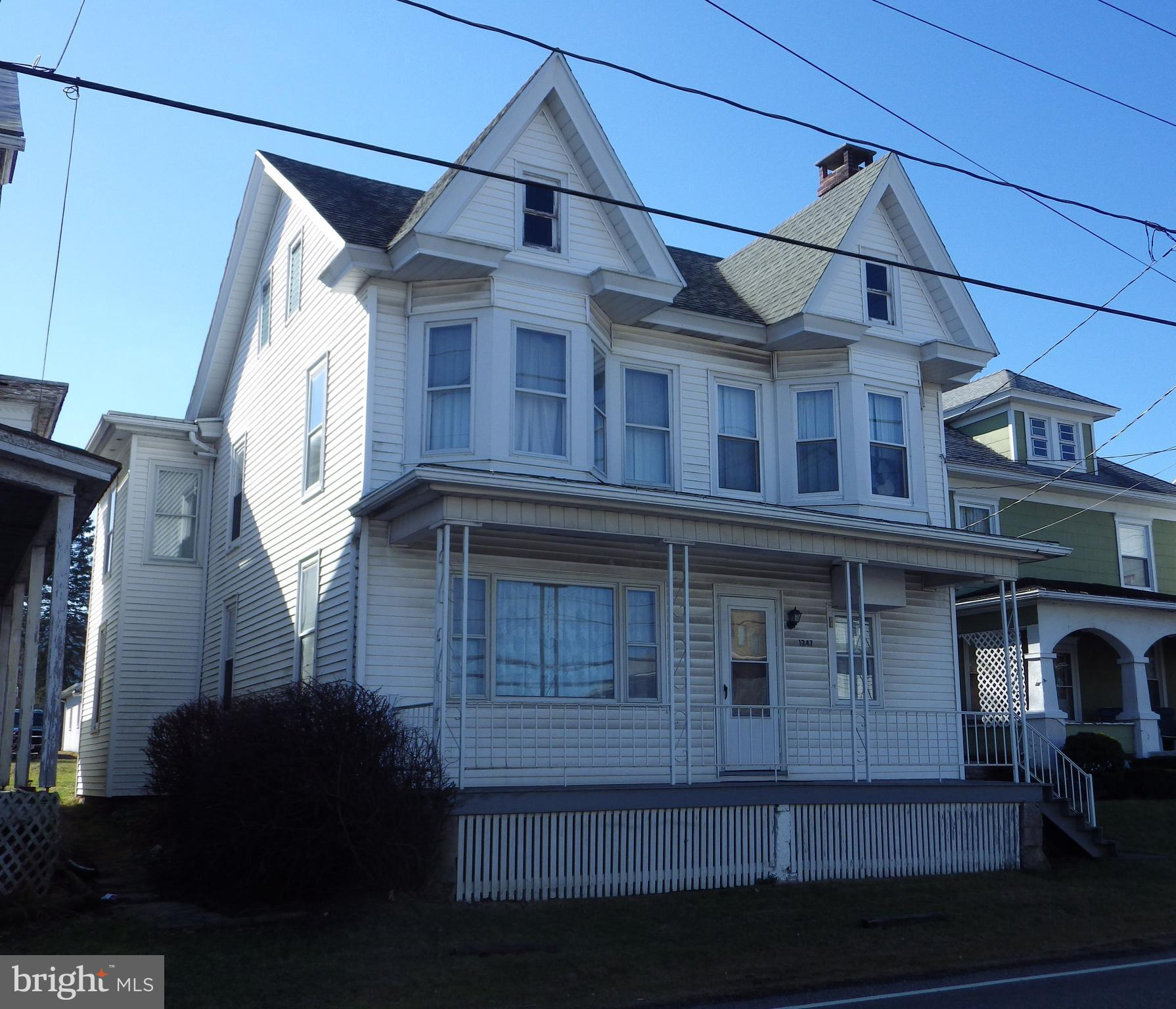1247 W MAIN STREET, VALLEY VIEW, PA 17983