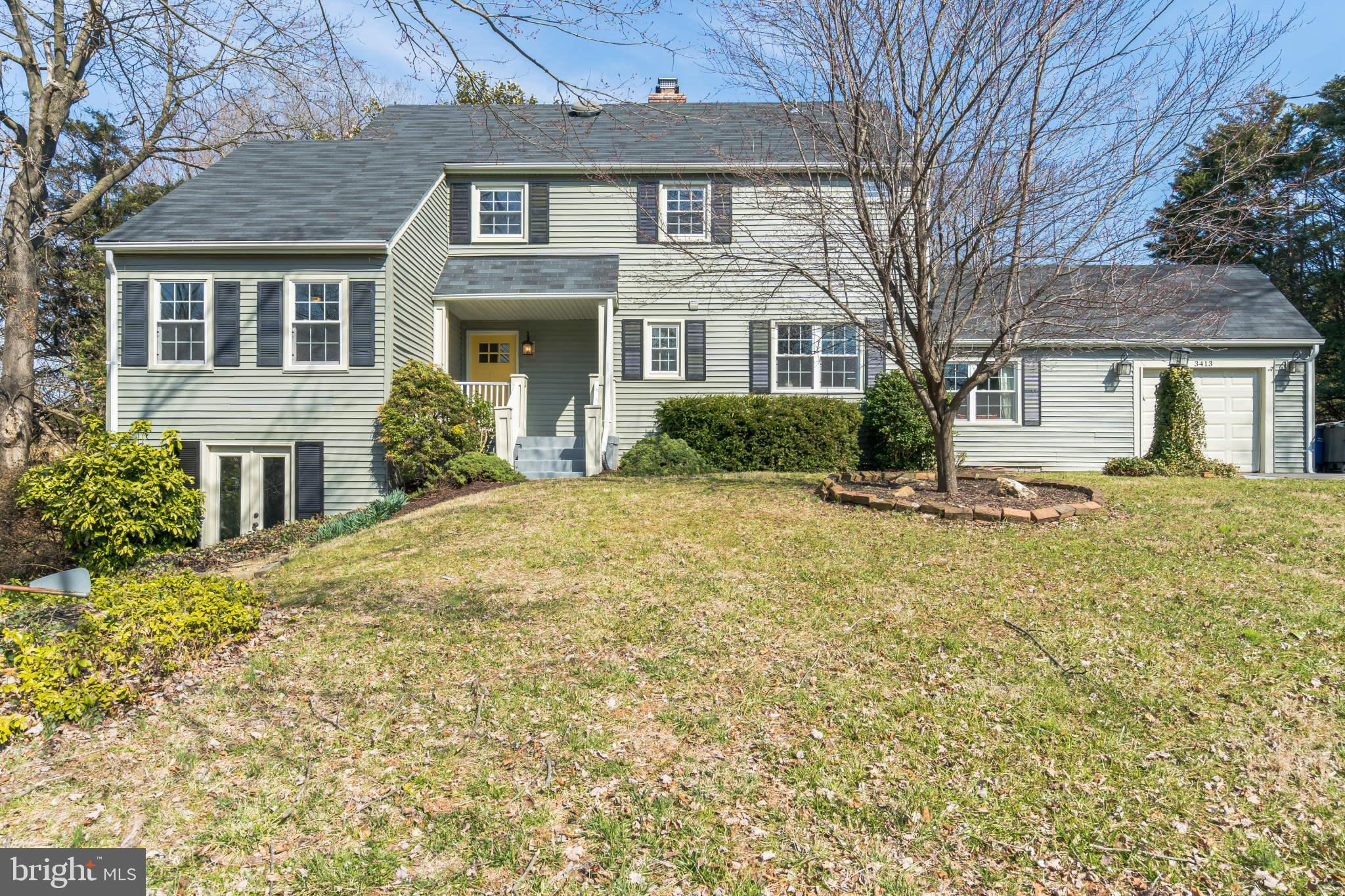 3413 COLONIAL COURT, OLNEY, MD 20832