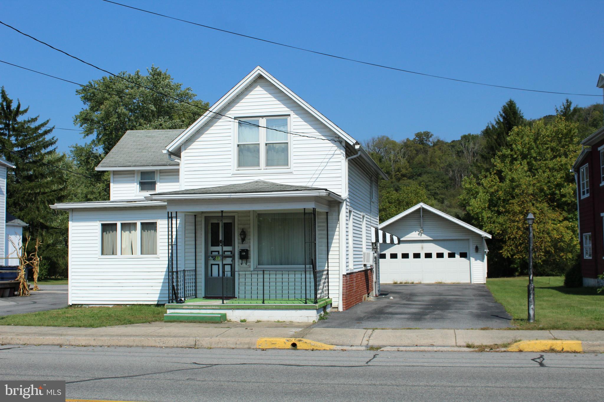 329 PITT STREET E, BEDFORD, PA 15522