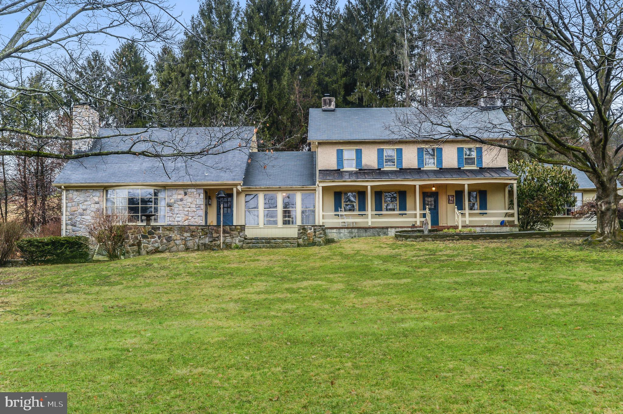 2213 OLD ROUTE 100, BARTO, PA 19504