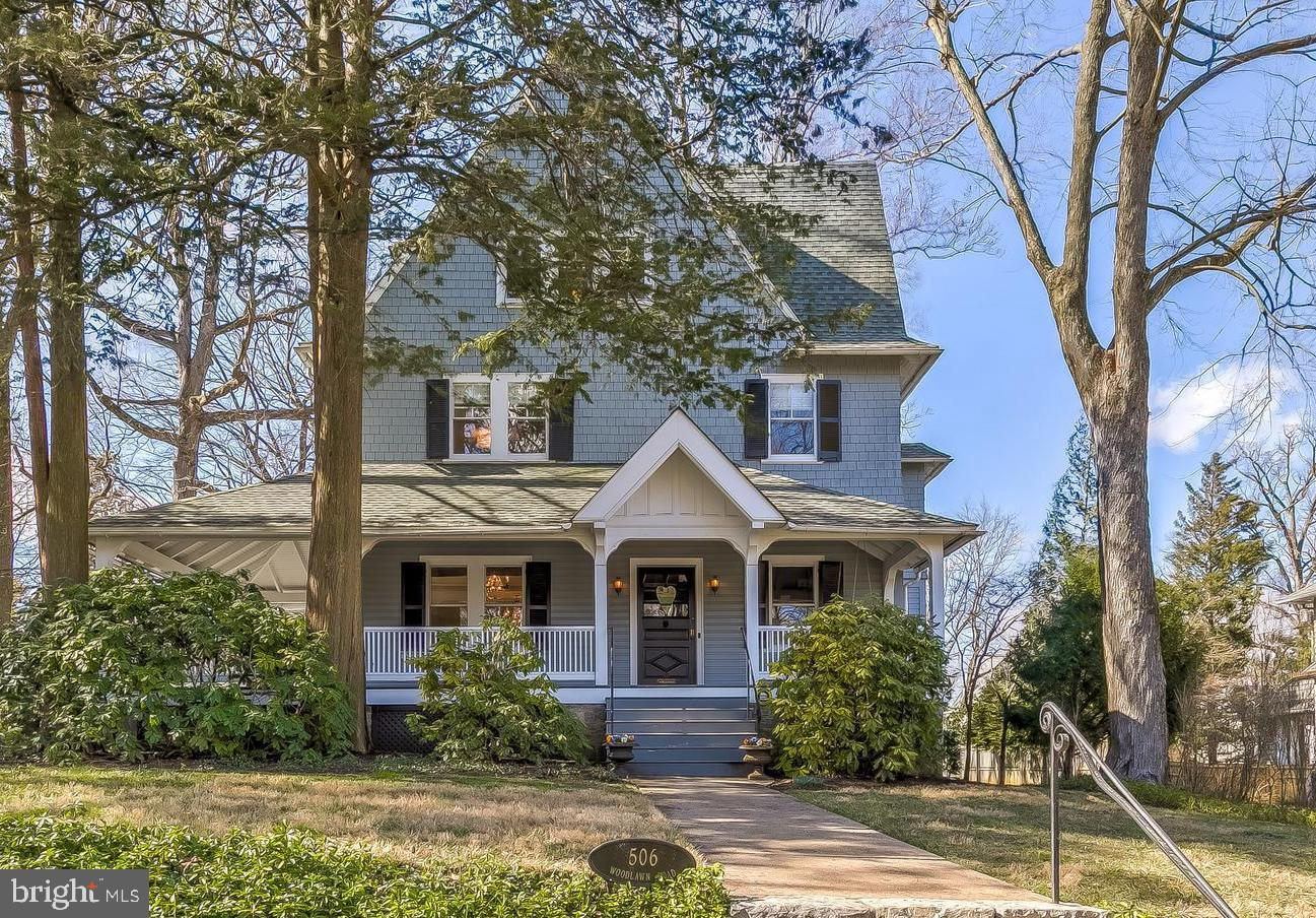 506 WOODLAWN ROAD, BALTIMORE, MD 21210