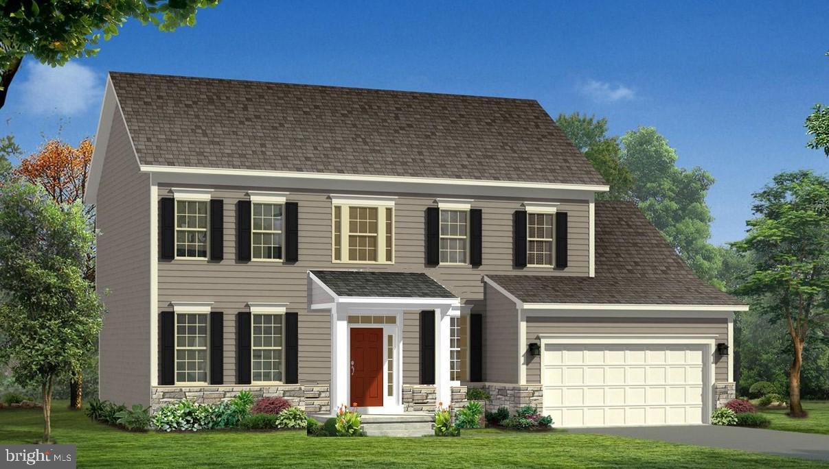 Homesite 147 CALVERT CIRCLE, BUNKER HILL, WV 25413