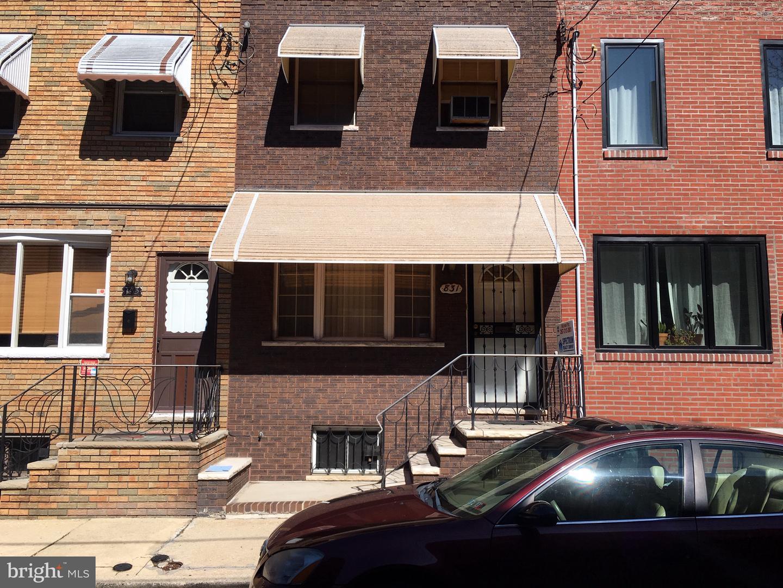 831 McClellan Street Philadelphia, PA 19148