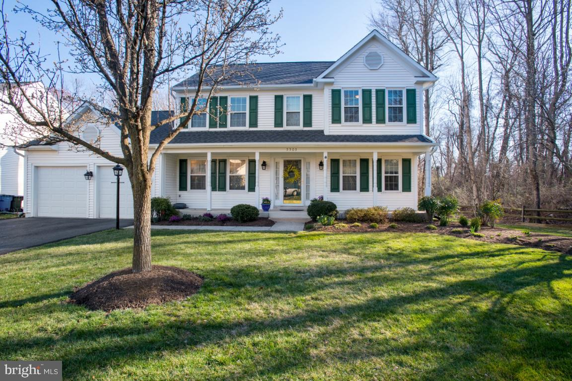 5505 NEWHALL COURT, CENTREVILLE, VA 20120