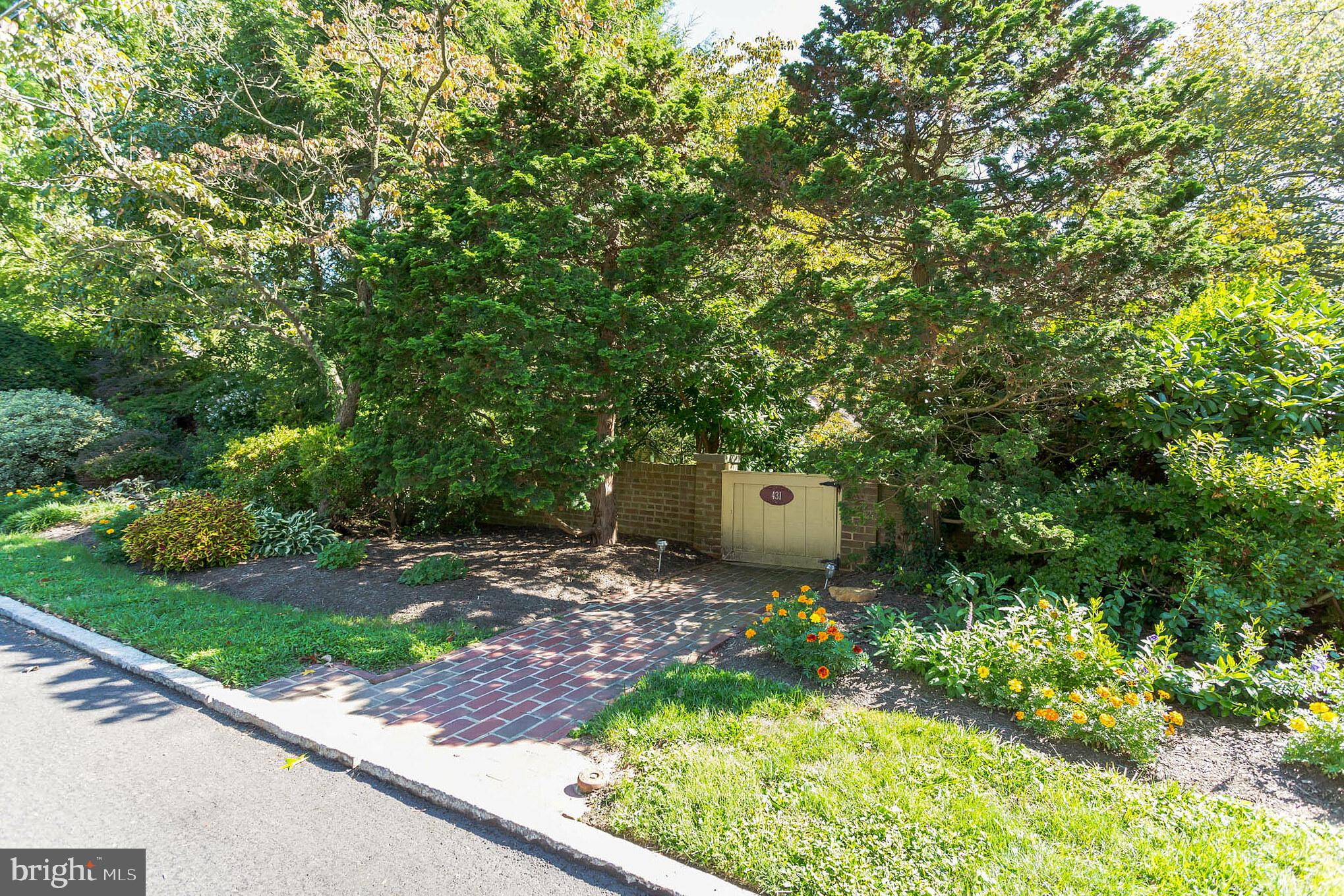 431 PENN VALLEY ROAD, NARBERTH, PA 19072