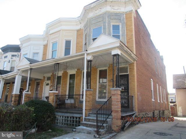 3045 WALBROOK AVENUE, BALTIMORE, Maryland 21216, 3 Bedrooms Bedrooms, ,2 BathroomsBathrooms,Residential,For Sale,WALBROOK,MDBA503702