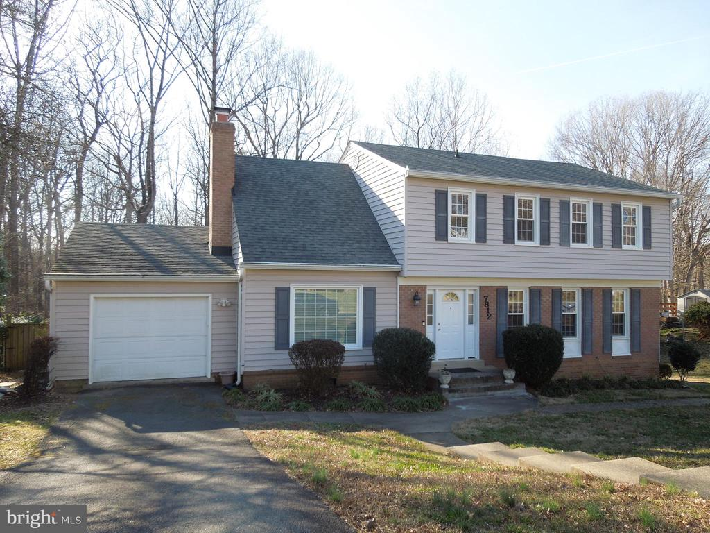 7812  CLIFFSIDE COURT, West Springfield, Virginia