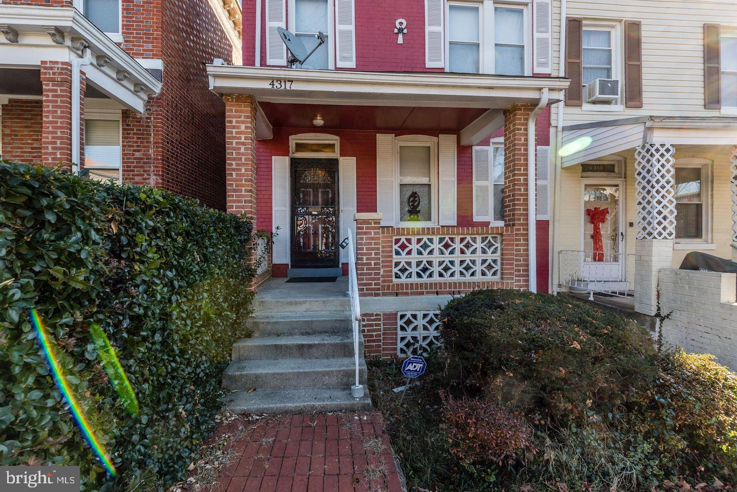 4317 8TH STREET NW, WASHINGTON, DC 20011