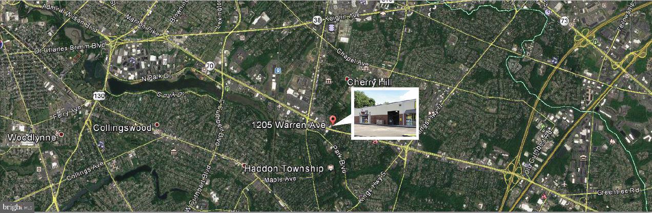 1205 WARREN AVENUE, CHERRY HILL, NJ 08002
